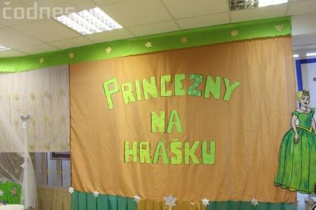 Princezny na hrášku Prievidza - pokus o rekord 9