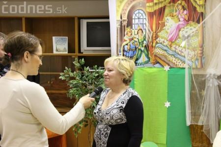 Princezny na hrášku Prievidza - pokus o rekord 11