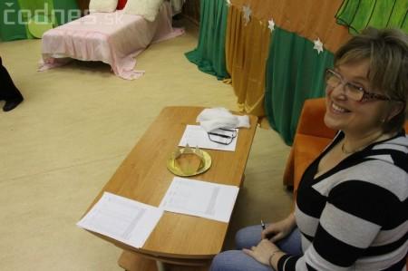 Princezny na hrášku Prievidza - pokus o rekord 12