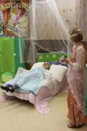 Princezny na hrášku Prievidza - pokus o rekord 15