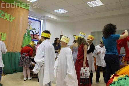 Princezny na hrášku Prievidza - pokus o rekord 19