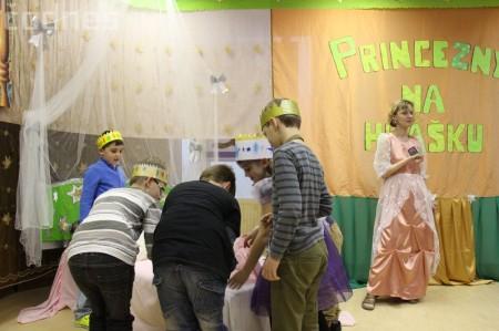 Princezny na hrášku Prievidza - pokus o rekord 23
