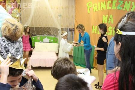 Princezny na hrášku Prievidza - pokus o rekord 29