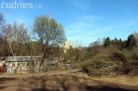 Foto a video: Búranie kryté bazény Čajka Bojnice 46