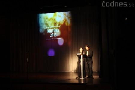 Kultúra 2013 - Slávnostný večer s vyhodnotením najúspešnejších a jubilujúcich kolektívov a jednotlivcov v kultúre 6