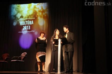 Kultúra 2013 - Slávnostný večer s vyhodnotením najúspešnejších a jubilujúcich kolektívov a jednotlivcov v kultúre 15