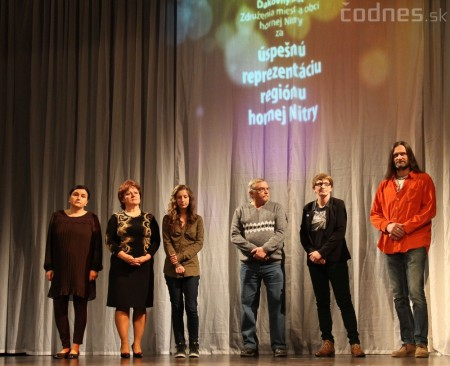 Kultúra 2013 - Slávnostný večer s vyhodnotením najúspešnejších a jubilujúcich kolektívov a jednotlivcov v kultúre 45