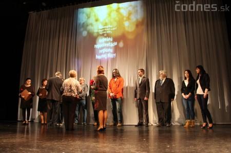 Kultúra 2013 - Slávnostný večer s vyhodnotením najúspešnejších a jubilujúcich kolektívov a jednotlivcov v kultúre 47
