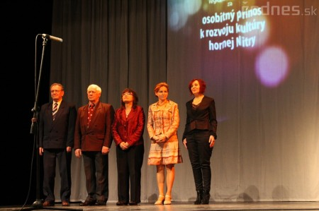 Kultúra 2013 - Slávnostný večer s vyhodnotením najúspešnejších a jubilujúcich kolektívov a jednotlivcov v kultúre 66