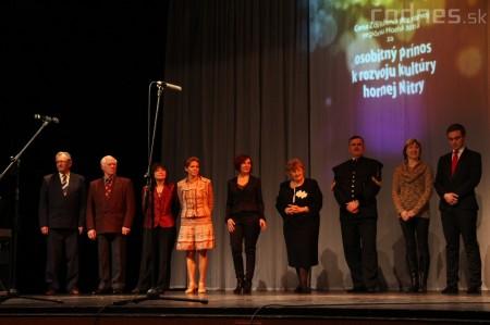 Kultúra 2013 - Slávnostný večer s vyhodnotením najúspešnejších a jubilujúcich kolektívov a jednotlivcov v kultúre 67