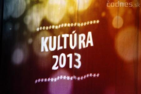 Kultúra 2013 - Slávnostný večer s vyhodnotením najúspešnejších a jubilujúcich kolektívov a jednotlivcov v kultúre 68