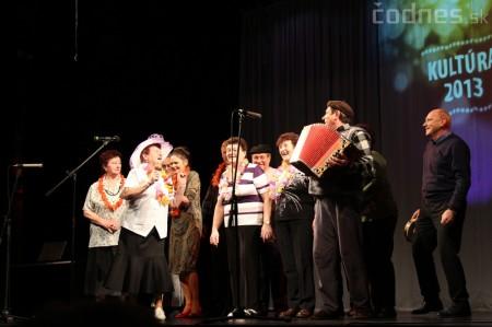 Kultúra 2013 - Slávnostný večer s vyhodnotením najúspešnejších a jubilujúcich kolektívov a jednotlivcov v kultúre 73