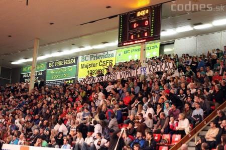 Foto a video: BC Prievidza - MBK Handlová 75:49 4