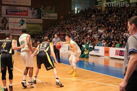 Foto a video: BC Prievidza - MBK Handlová 75:49 5
