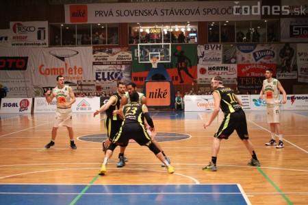 Foto a video: BC Prievidza - MBK Handlová 75:49 6