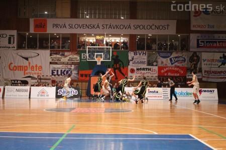 Foto a video: BC Prievidza - MBK Handlová 75:49 9