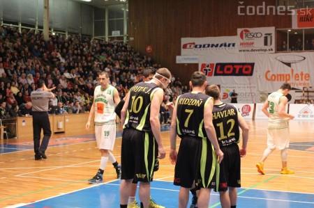 Foto a video: BC Prievidza - MBK Handlová 75:49 11
