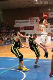 Foto a video: BC Prievidza - MBK Handlová 75:49 13