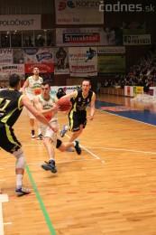 Foto a video: BC Prievidza - MBK Handlová 75:49 14