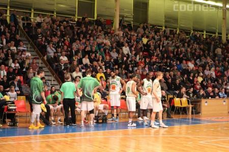 Foto a video: BC Prievidza - MBK Handlová 75:49 20