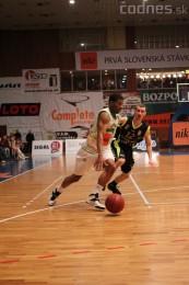 Foto a video: BC Prievidza - MBK Handlová 75:49 23
