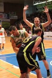 Foto a video: BC Prievidza - MBK Handlová 75:49 25
