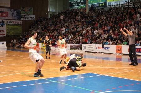 Foto a video: BC Prievidza - MBK Handlová 75:49 27