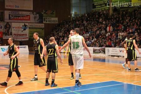 Foto a video: BC Prievidza - MBK Handlová 75:49 31