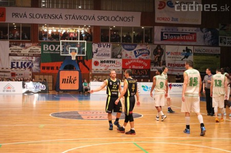 Foto a video: BC Prievidza - MBK Handlová 75:49 32