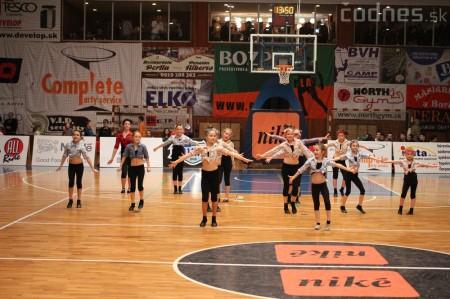 Foto a video: BC Prievidza - MBK Handlová 75:49 43