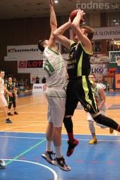 Foto a video: BC Prievidza - MBK Handlová 75:49 46