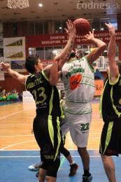 Foto a video: BC Prievidza - MBK Handlová 75:49 56