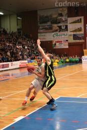 Foto a video: BC Prievidza - MBK Handlová 75:49 58