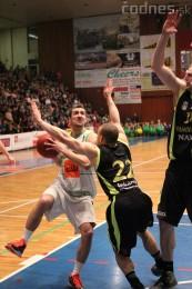 Foto a video: BC Prievidza - MBK Handlová 75:49 59