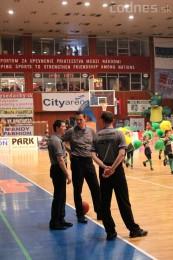 Foto a video: BC Prievidza - MBK Handlová 75:49 61