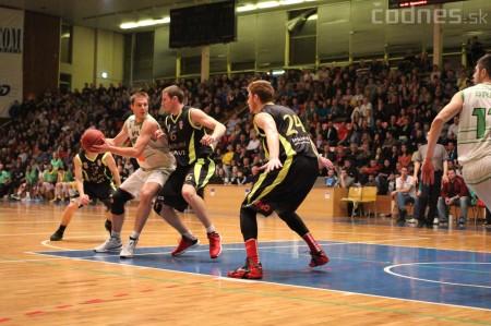 Foto a video: BC Prievidza - MBK Handlová 75:49 62