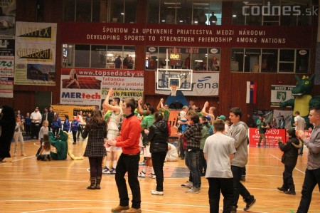 Foto a video: BC Prievidza - MBK Handlová 75:49 63