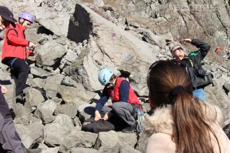Foto a video: Lezecká oblasť Hrádok - nenechajme si zničiť prírodné bohatstvo 23