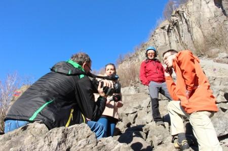 Foto a video: Lezecká oblasť Hrádok - nenechajme si zničiť prírodné bohatstvo 27