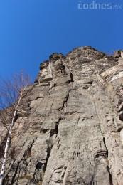 Foto a video: Lezecká oblasť Hrádok - nenechajme si zničiť prírodné bohatstvo 42