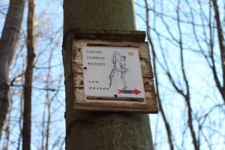 Foto a video: Lezecká oblasť Hrádok - nenechajme si zničiť prírodné bohatstvo 72