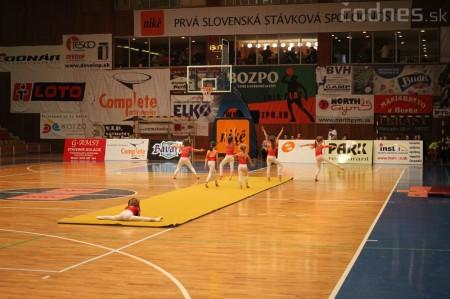 Foto: BC Prievidza - Iskra Svit 72:77 19