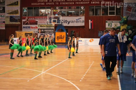 Foto a video: BC Prievidza - BK 04 AC LB Spišská Nová Ves 87:64 6