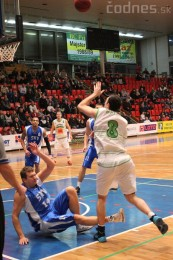Foto a video: BC Prievidza - BK 04 AC LB Spišská Nová Ves 87:64 16