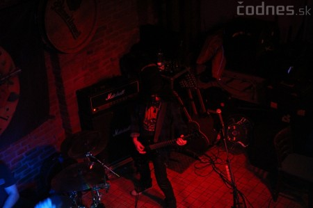 GUNS N' ROSES tribute band - Piano club Prievidza 6