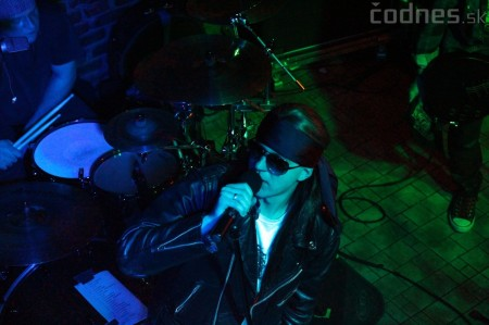GUNS N' ROSES tribute band - Piano club Prievidza 9