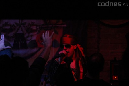 GUNS N' ROSES tribute band - Piano club Prievidza 15