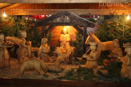 Foto a video: Mikuláš a rozsvietenie vianočného stromčeka 3