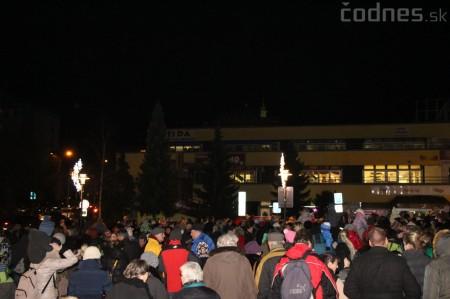 Foto a video: Mikuláš a rozsvietenie vianočného stromčeka 5