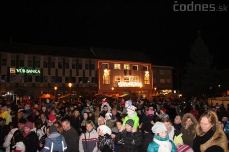 Foto a video: Mikuláš a rozsvietenie vianočného stromčeka 19